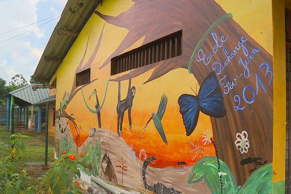 Ecole Duchange à Roura