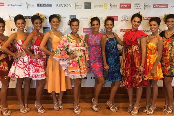 Facebook Live - Conférence Presse Miss Tahiti 2017