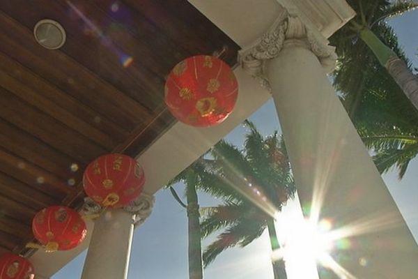 Lampions chinois