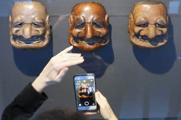 """Exposition """"Jacques Chirac ou le dialogue des cultures"""
