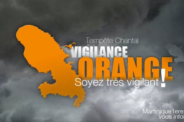 Vigilance Orange Cyclone