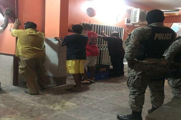 Soirée confinement Trinidad