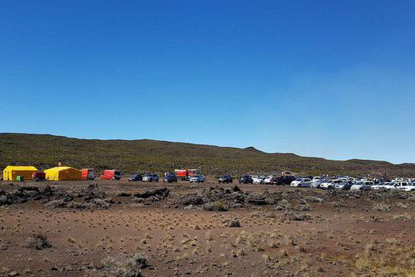 Volcan parking foc foc