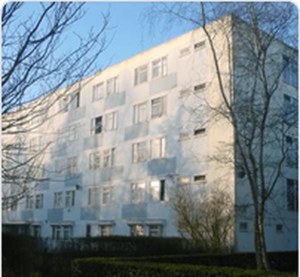 Cité Galois Villeneuve d'Ascq