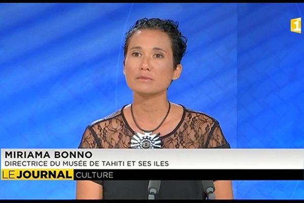 Miriama Bonno présente Tiki