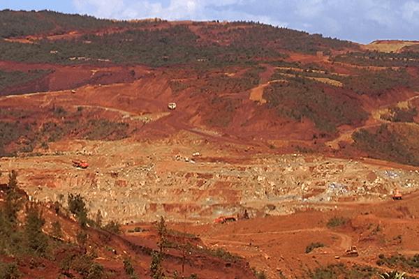 Mines de nickel