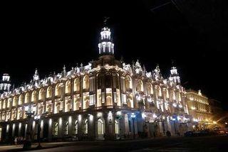 Le téatre Alicia Alonso à la Havane