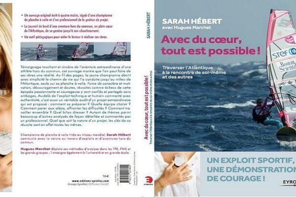 Livre Sarah Hébert
