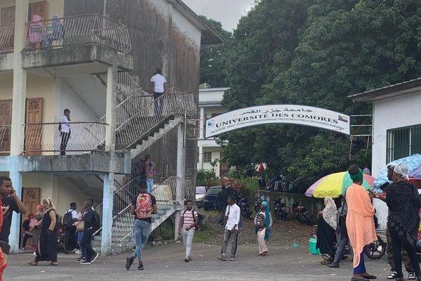 Université des Comores «Les raisons» de la colère
