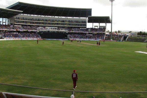 Stade Cricket Antigua