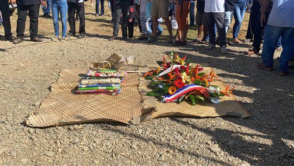 Inhumation d'Ataï, coutume du gouvernement et du Congrès, 1er septembre 2021