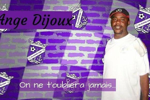 Football ange dijoux AS Jeanne d'Arc décès 280419