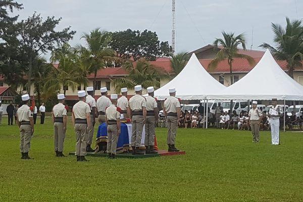 Une assistance nombreuse pour la cérémonie hommage au Caporal-chef