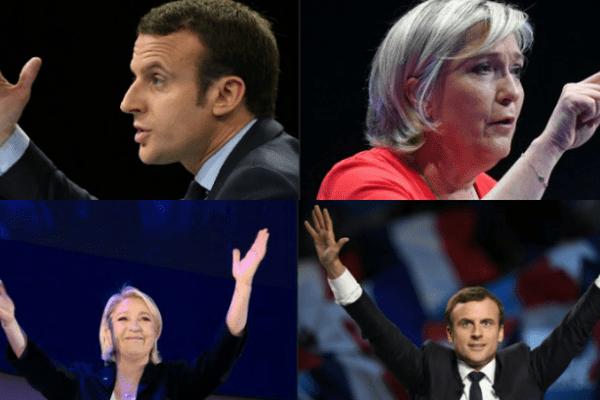 Le Pen / Macron