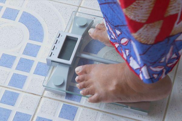 obésité en Nouvelle-Calédonie