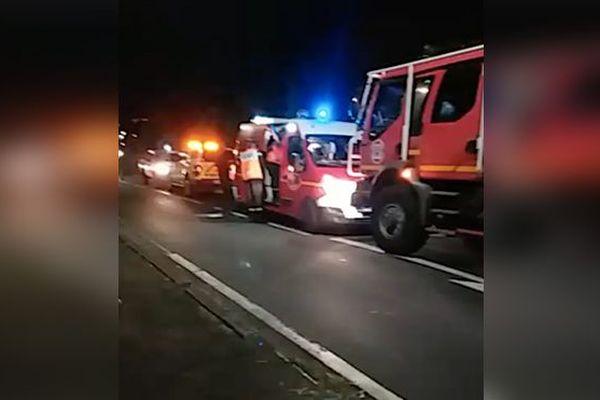 Voitures pompiers