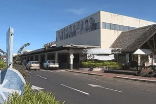 Aeroport Tahiti / ADT