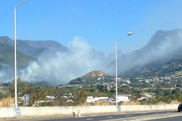 Trois incendies à Sainte-Marie et Sainte-Suzanne