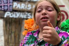 Mathias, 8 ans, atteint d'une maladie incurable, va réaliser son rêve et s'envoler dans quelques semaines pour la Polynésie