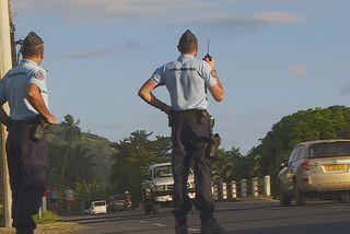 gendarmerie / contrôle routier
