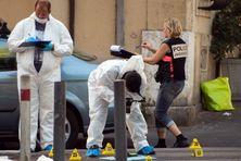 Les deux victimes mahoraises abattues par kalashnikov ont été identifiées par la police judiciaire, à Marseille.