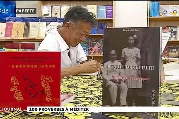 livre proverbes chinois