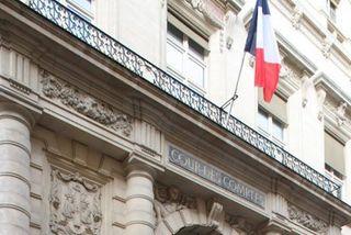 La Cour des Comptes, Paris