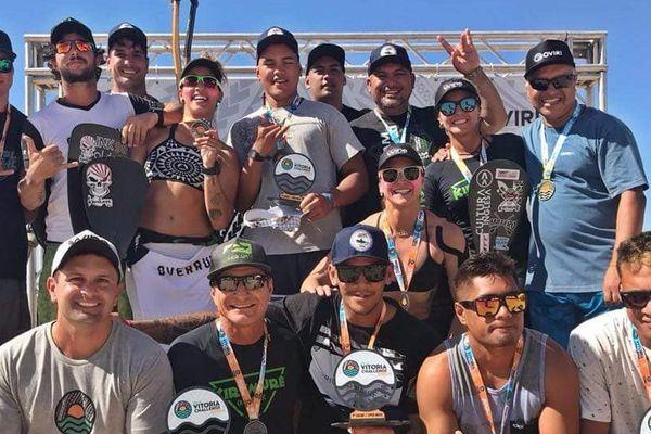 Le Team Tupuai victorieux au Brésil