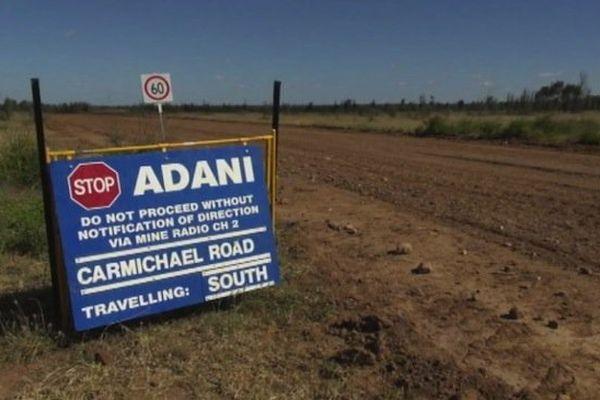 Projet minier du groupe Adani