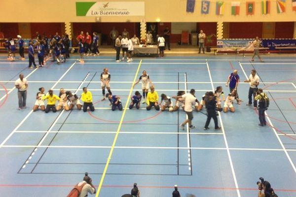 JIOI 2015 Handball feminin finale