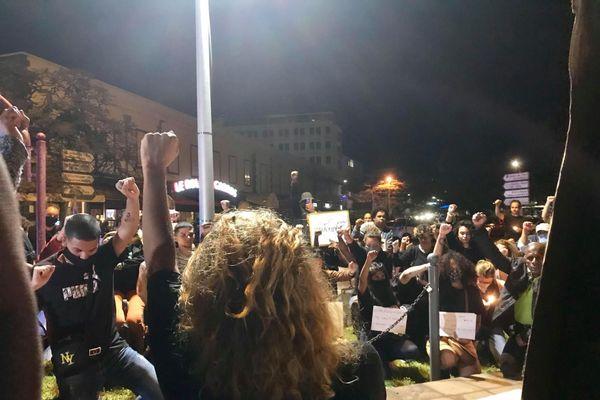 Une marche silencieuse pour dénoncer le racisme et les violences policières