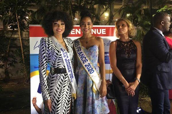 Retour en Guadeloupe Miss France