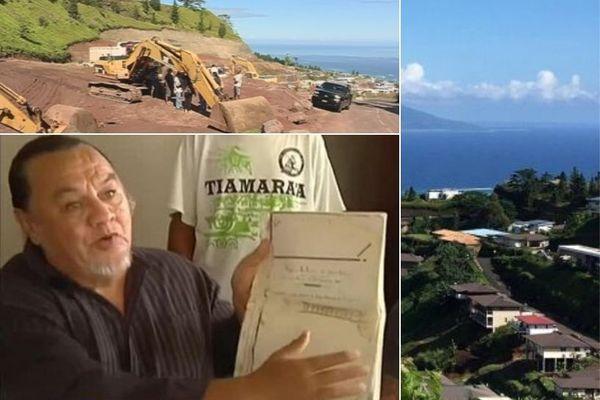 Miri, Joinville Pomare peut maintenir sa résidence royale