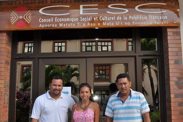 Air Tahiti Degage CESC