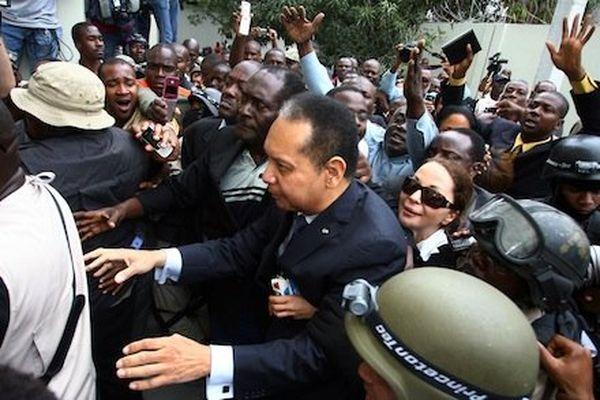 Duvalier, le retour janvier 2011