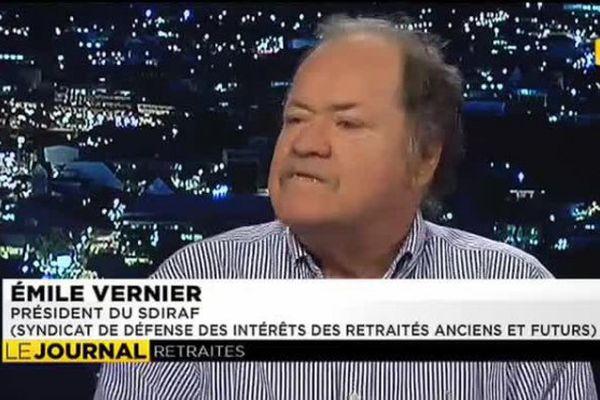 Emile Vernier
