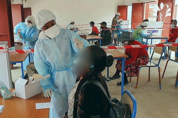 Madagascar : explosion du nombre de patients touchés par la Covid