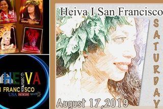 1ère édition du Heiva i San Francisco 2019
