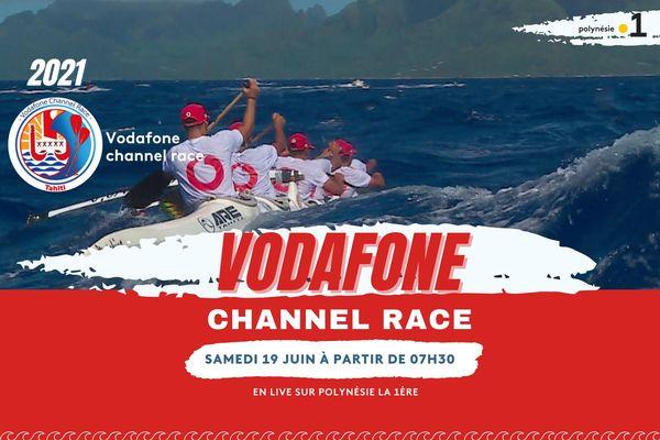 2e édition de la Vodafone Channel Race : suivez le live !