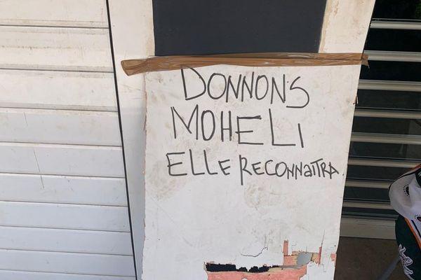 Mayotte aide Moheli
