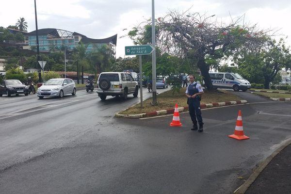 Aéroport de Faa'a bloqué suite à uagage suspect 2