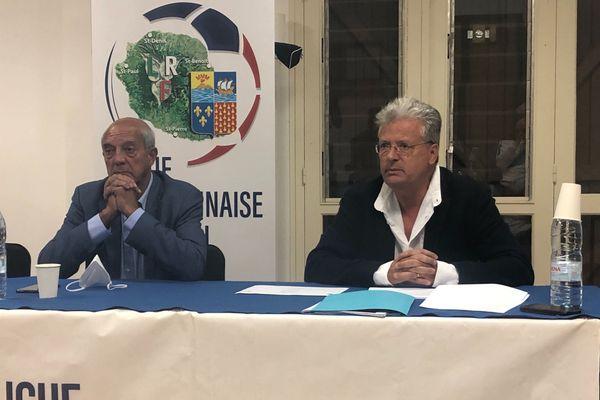 Jean marc Nobilo quitte son poste de directeur technique régionale à la ligue réunionnaise de football