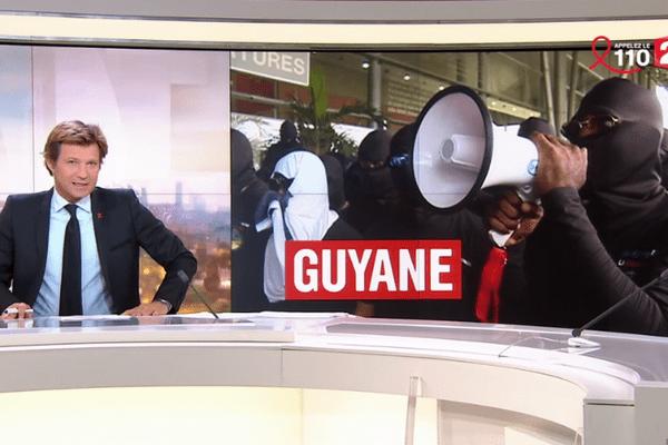 Guyane à la une