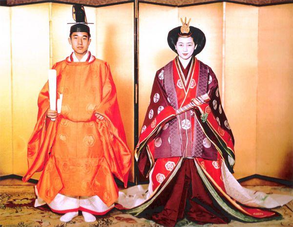 Japon Empereur Akihito