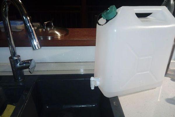 Coupure d'eau 3