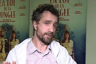Le réalisateur du film La loi de la jungle Antonin Peretjako