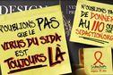25ème Sidaction: le coup d'envoi d'un week-end de mobilisation