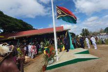 Célébrations du 30 juillet 2020 au Parc de l'indépendance.