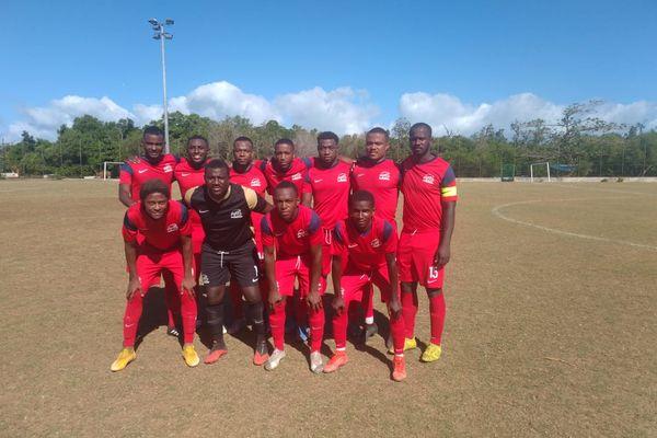 FCM championnat de football R1 saison 2021 8e journée