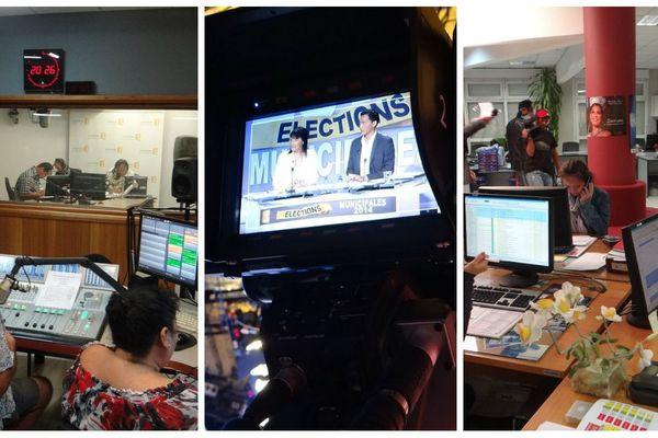 Polynésie 1ère TV radio internet